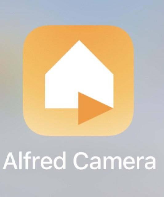 Alfred、アプリ