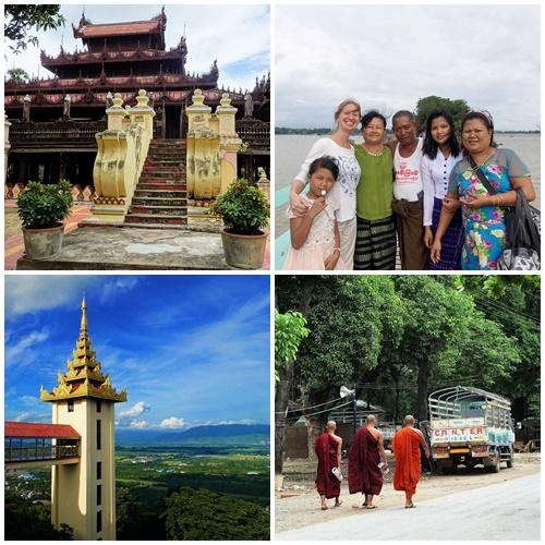 Przewodnik po Birmie. Dlaczego warto dać szansę Mandalaj?