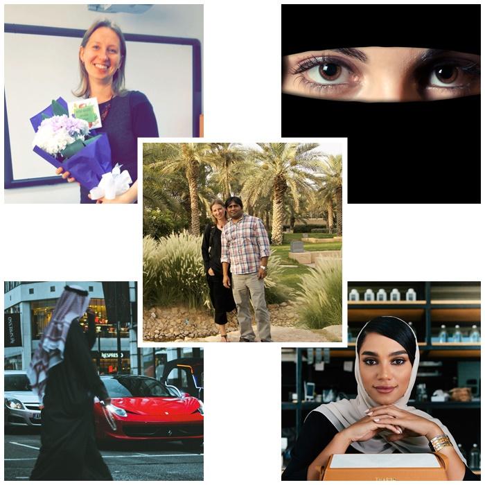 O tym jak uczyłam angielskiego w Arabii Saudyjskiej