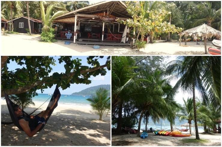 Przewodnik po Malezji: wyspa Tioman i plaża Juara
