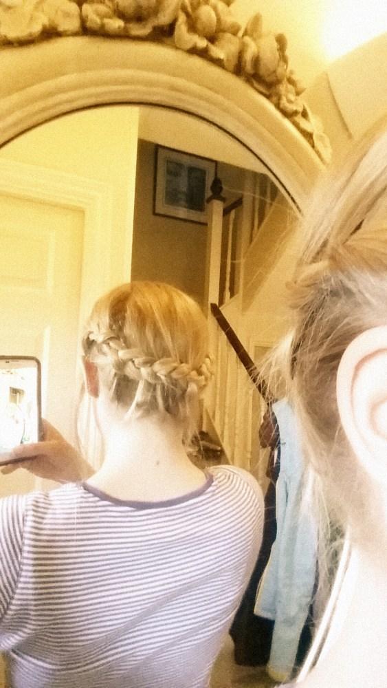 Pinterest Hair ~ Crown Braid (4/6)