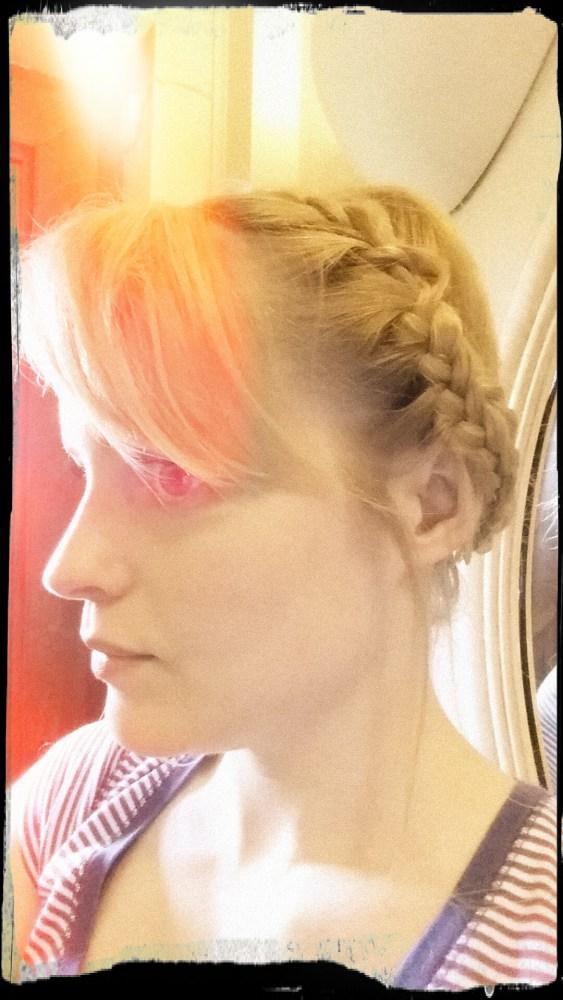 Pinterest Hair ~ Crown Braid (6/6)