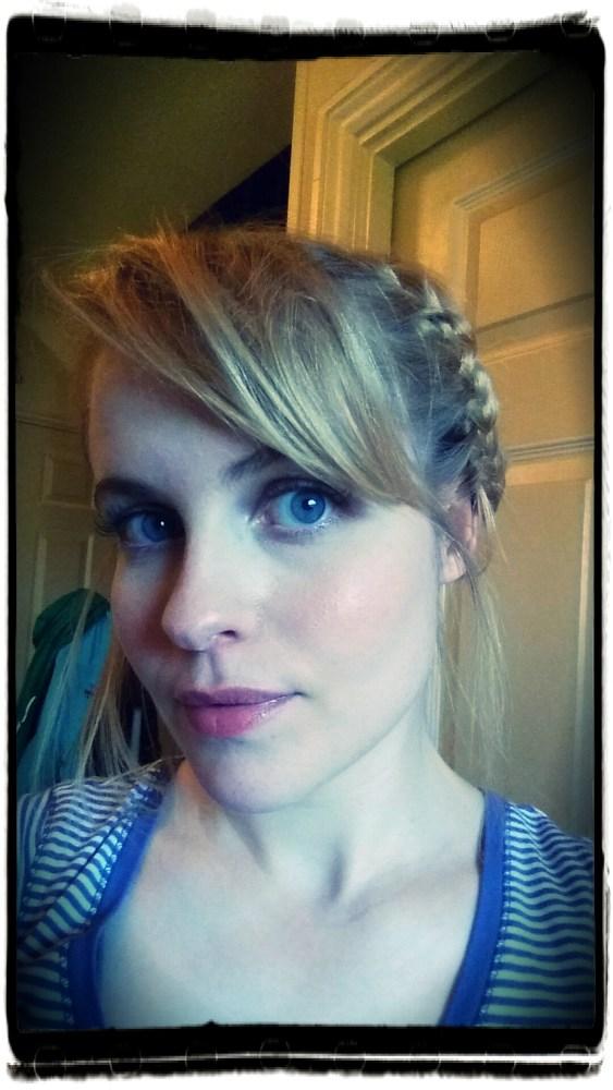 Pinterest Hair ~ Crown Braid (1/6)