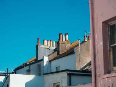 house chimneys