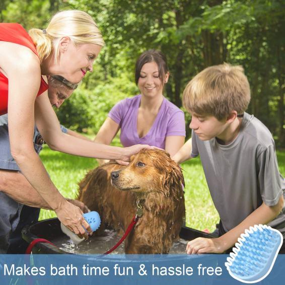 HANK BATH BRUSH USES