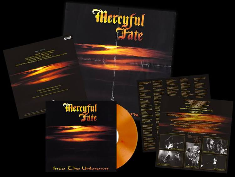 "Mercyful Fate ""Into The Unknown"" originally released 1996"