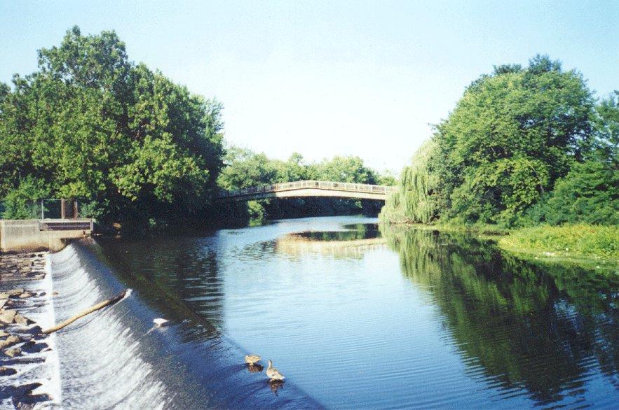 The Watertown Dam