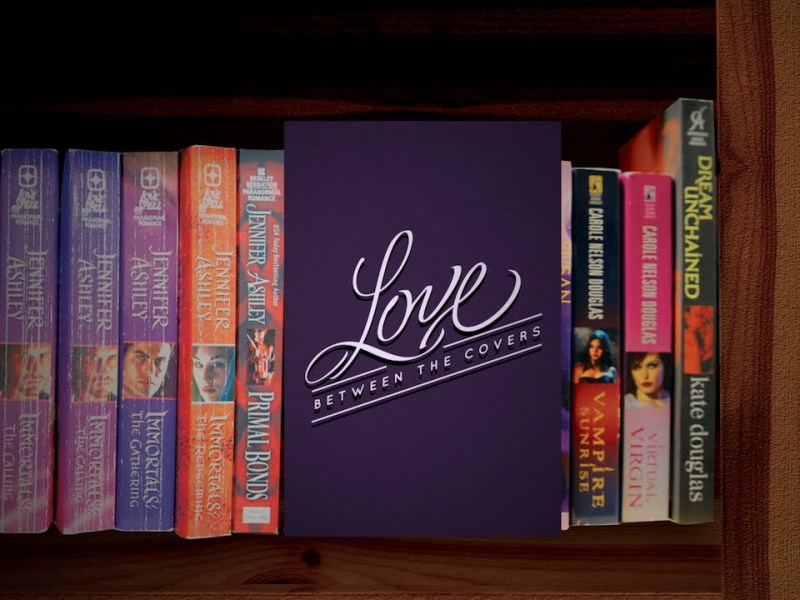 """""""Love Between the Covers"""""""