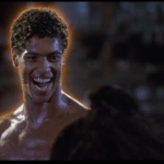 The Last Dragon : Bruce Leeroy GLOWing