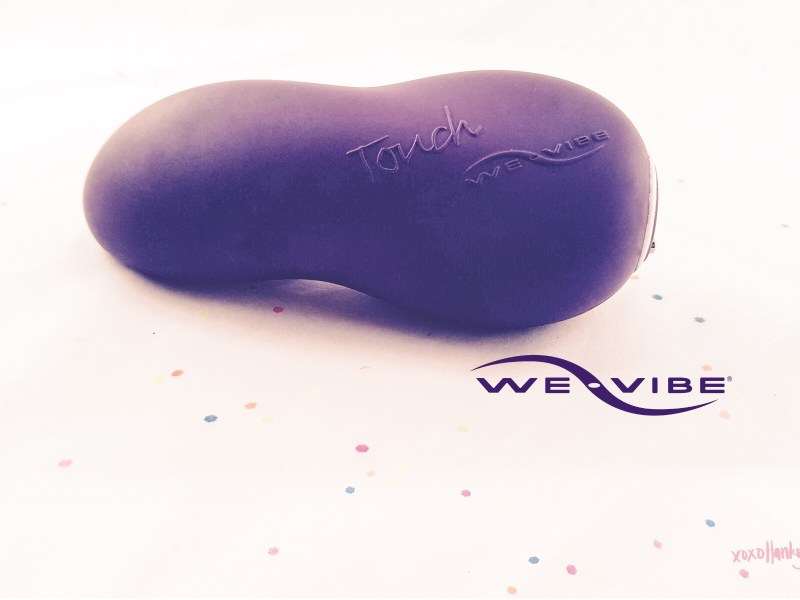 WeVibe Touch | Sex Toy Review