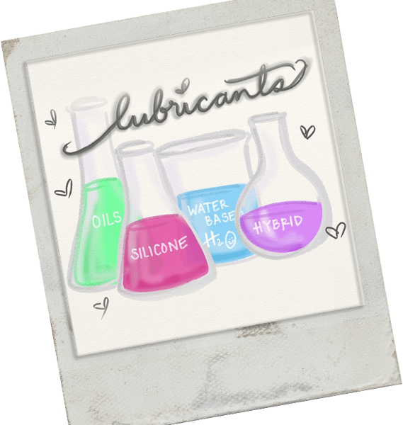 Lovely Lube-y Luberly Lubed Lubricants | What are Lubricants?