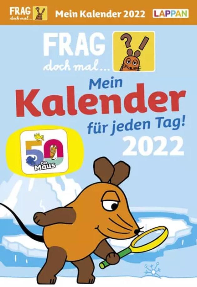 Mein Maus Kalender 2022
