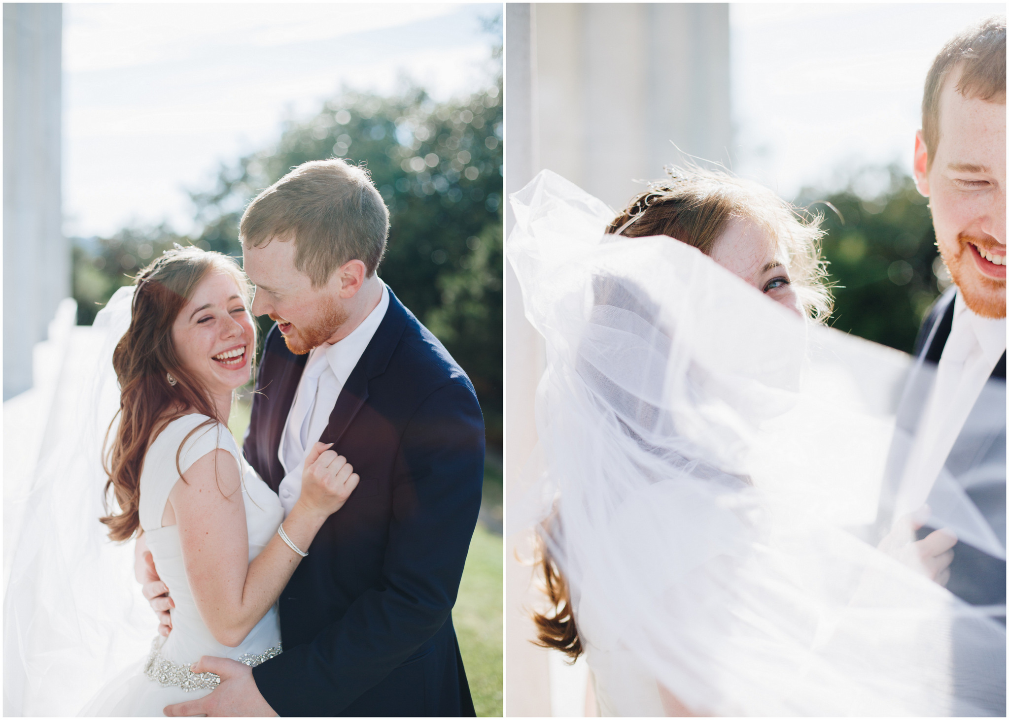 washington dc, lincoln memorial wedding photos, couple portraits