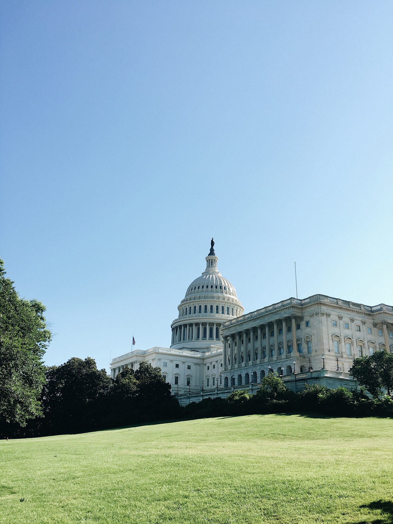 washington DC - the capitol