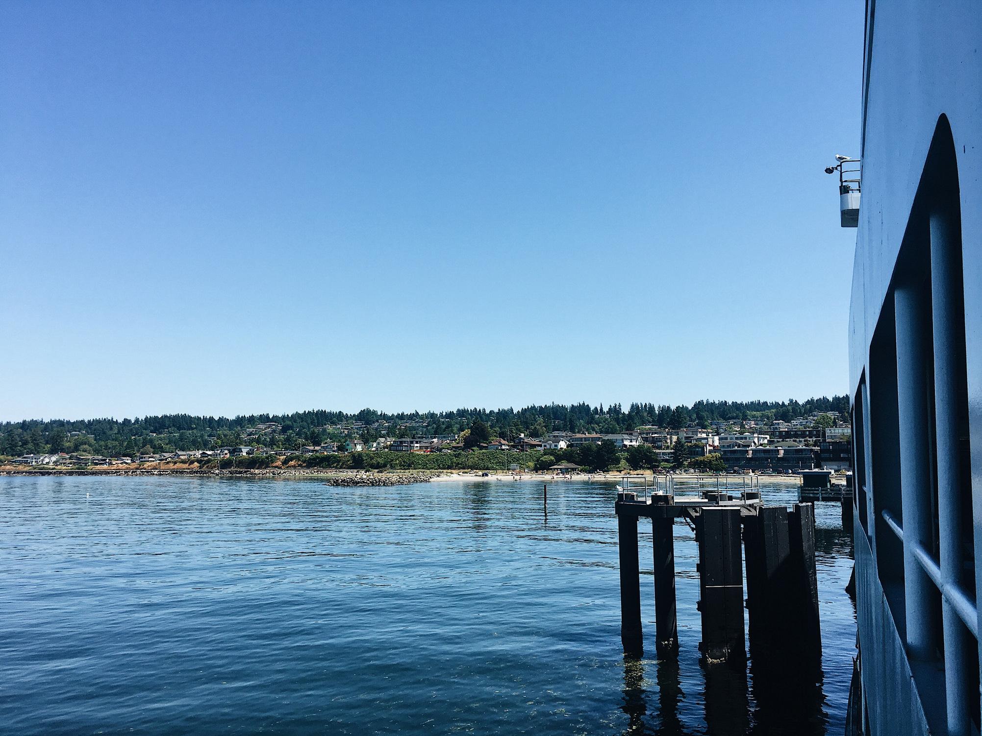 seattle edmonds ferry