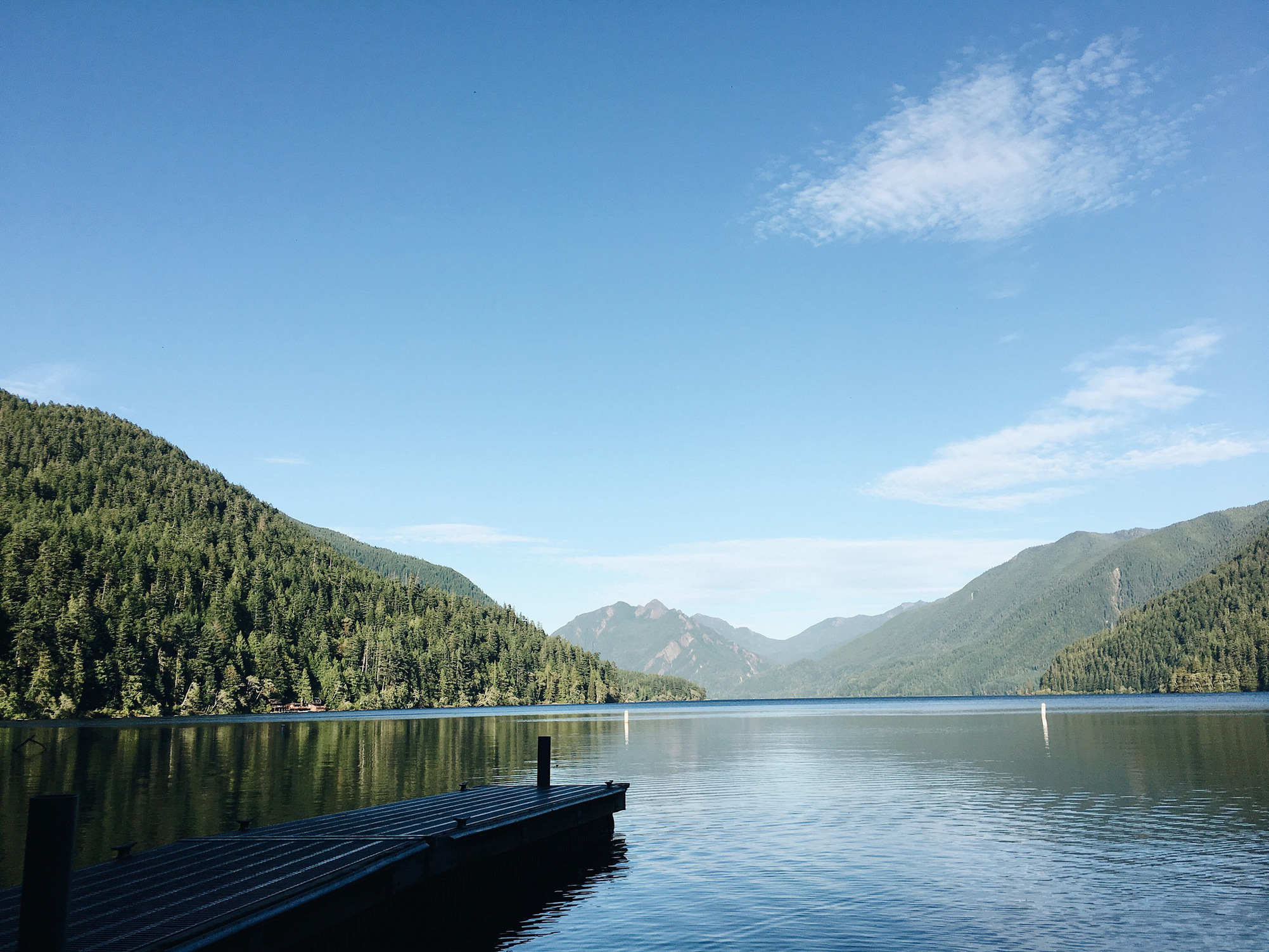 crescent lake, washington