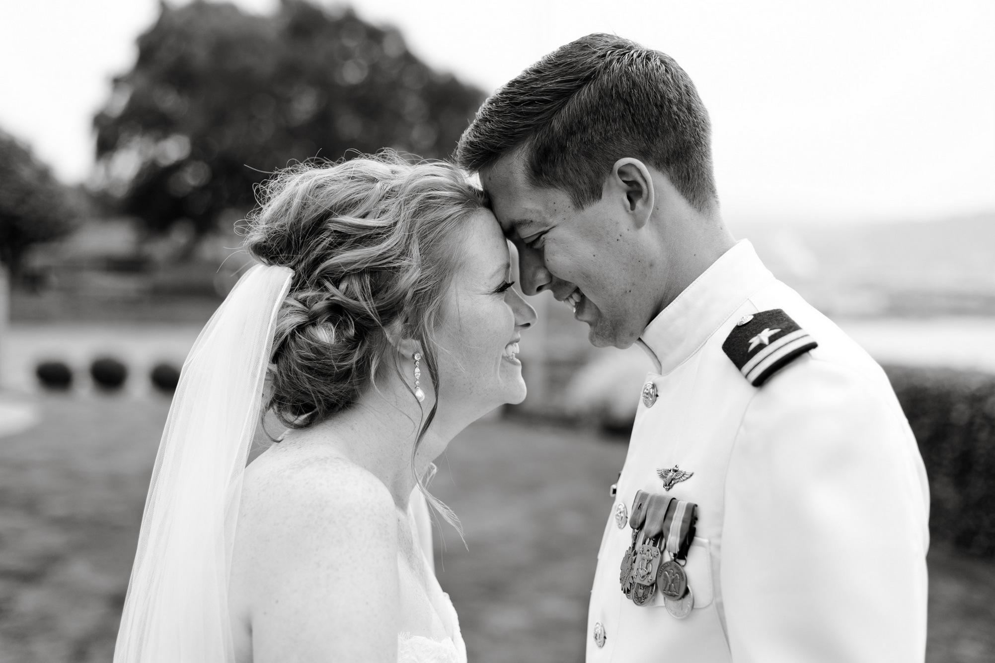 military wedding in bellingham washington