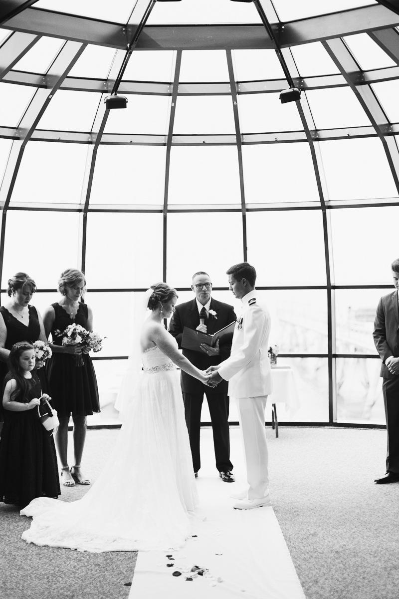 bellingham navy wedding military