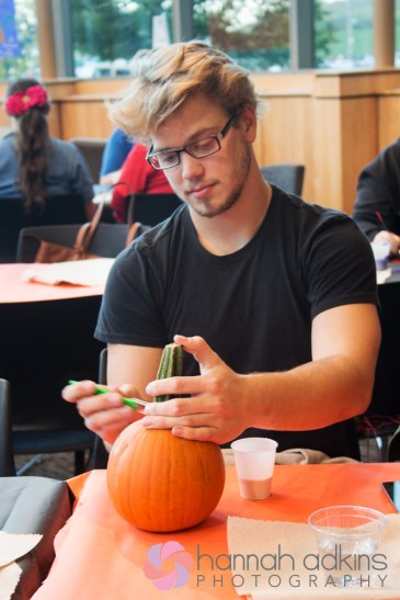 Pimp Your Pumpkin - SSU Student Activities