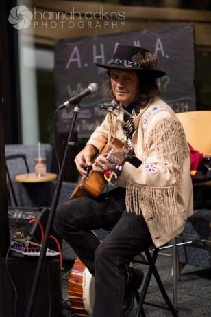 Native American Heritage Week - Steve Free