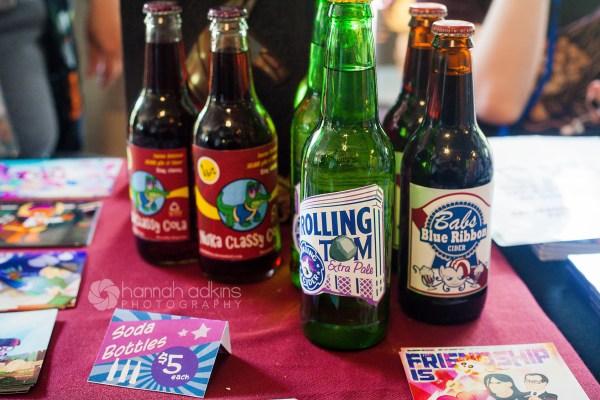 MLP Sodas