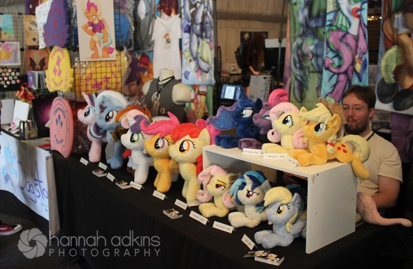 MLP Plushies - Artist Alley