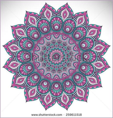 Inspirational Islamic Mandala Prints – Hannah Ahmed