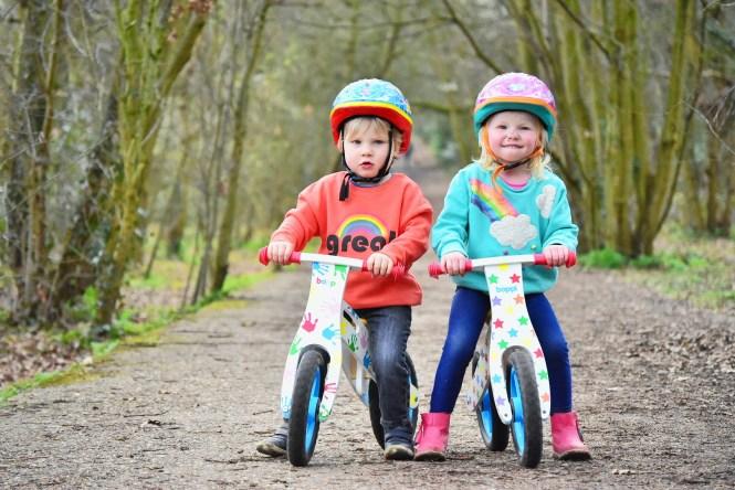 Bopster balance bikes