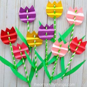 easy spring craft ideas