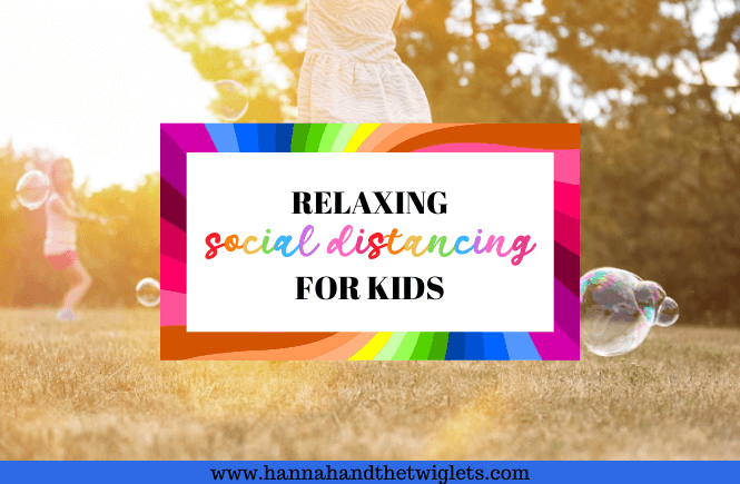 Relaxing social distancing for kids