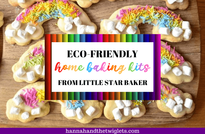 Little Star Baker eco-friendly home baking kits