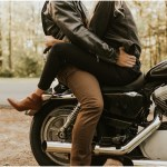 Edgy Motorcycle Couples Session Reston Virginia Hannahbaldwinphotography Com