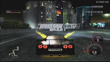 F&F Tokyo Drift PS2