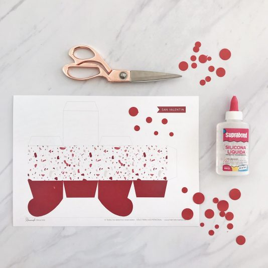 San Valentin Freebie por Hannah Creates