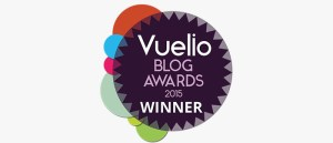 vuelio-blog-awards-winner