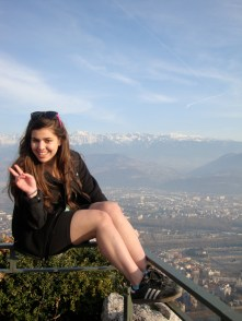 Growing up in France...Grenoble