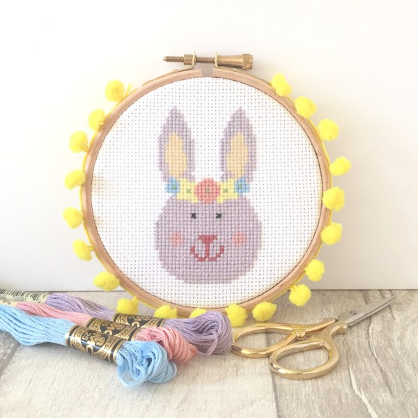 rabbit-cross-stitch-kit-hoop