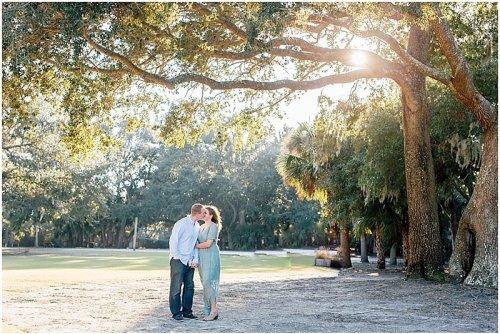 HannahLane Photography - Charleston Engagement Session - Kiawah Island - Photography