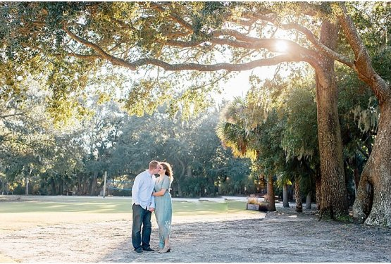 HannahLane Photography - Charleston Engagement Session - Kiawah Island - Photography