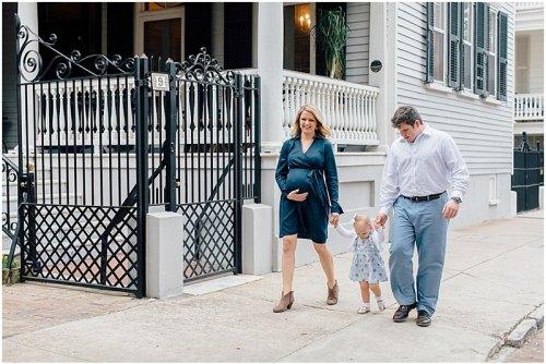 Charleston maternity photos - charleston family photographer