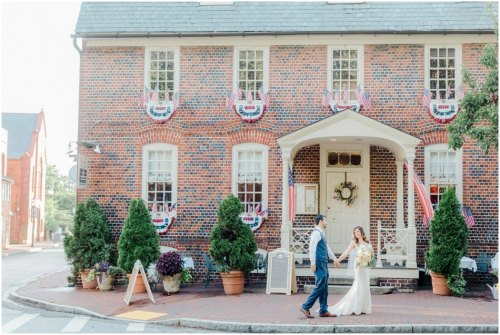 Lauren + Max Wedding Day Sneak Peek | Annapolis Wedding Photography