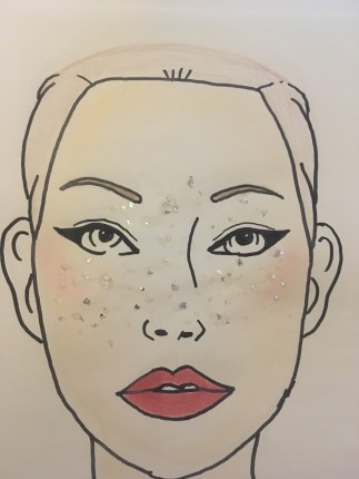 glitter-freckles