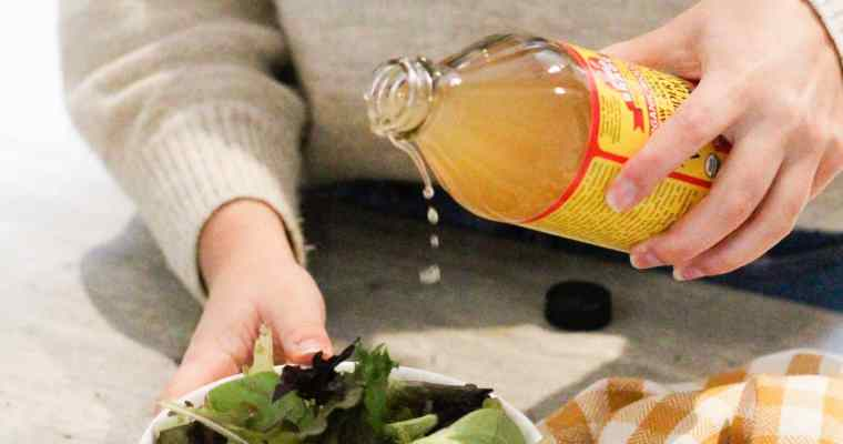 The Truth About Apple Cider Vinegar