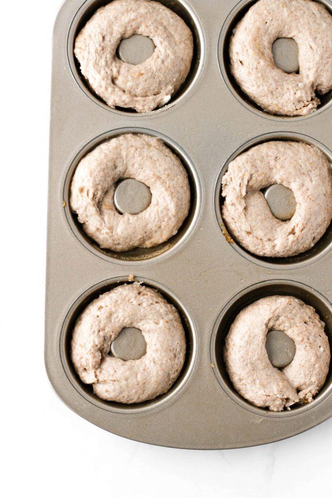 Dairy Free Donut batter