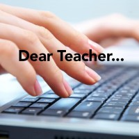 The back-to-school letter to teachers