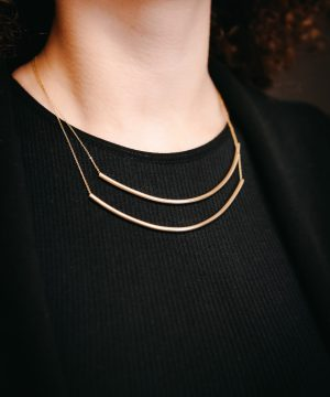 "7"" vs 8"" length - Collar Necklace"