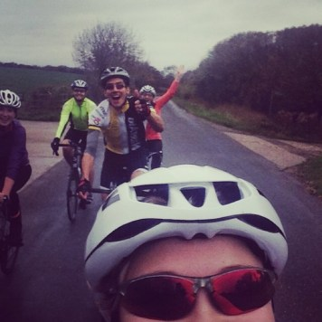 Spin around Oundle