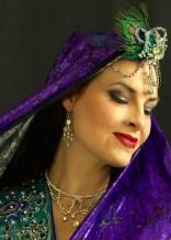Hannah Persian Dancer