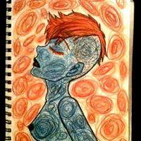 |Prismacolor on Paper | By Hannah Vandagrift|