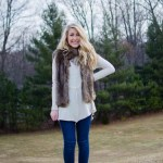 Fur, Tunics, and High Heels